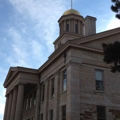 Photo taken at Iowa Memorial Union by Nathan W. on 2/22/2012
