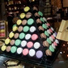 Photo taken at Payard Pâtisserie & Bistro by cindy c. on 6/11/2012