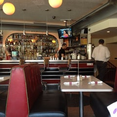 Photo taken at The Diner by Bode W. on 5/26/2012