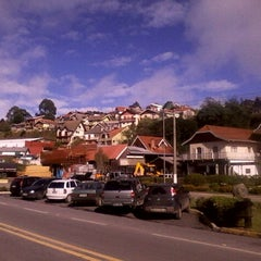 Photo taken at Campos do Jordão by André A. on 6/9/2012