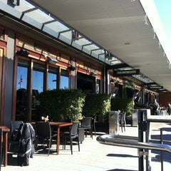 Photo taken at The Merchant Bar & Kitchen by Normand C. on 4/8/2012