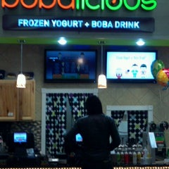 Photo taken at Bobalicious by Boba F. on 11/21/2011