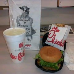 Photo taken at Chick-fil-A by Mary A. on 8/3/2012