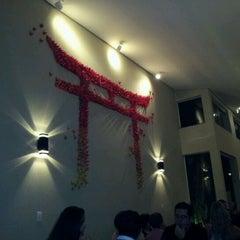 Photo taken at Zettai - Japanese Cuisine by Roberto Eduardo L. on 1/7/2012