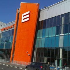 Photo taken at Терминал E / Terminal E by Евгений Л. on 5/11/2011