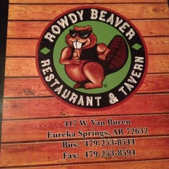 Photo taken at Rowdy Beaver by Brenda B. on 12/27/2011