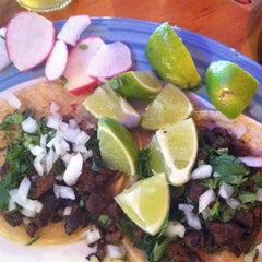 Photo taken at El Tenampa Mexican Restaurant by Travis M. on 7/31/2011