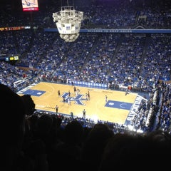 Photo taken at Rupp Arena by Keith W. on 12/21/2011