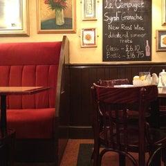 Photo taken at Café Rouge by Prodromos S. on 8/27/2012