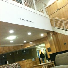 Photo taken at Living Learning Center by Alexandra T. on 1/11/2012