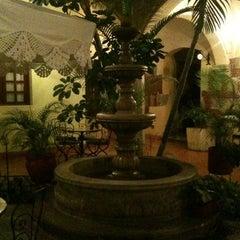 Photo taken at Hotel Casantica by Amit G. on 5/29/2011