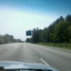 Photo taken at I-295 Exit 28/I-64 by Nick F. on 9/1/2011