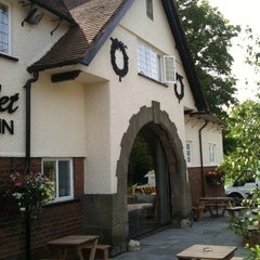 Photo taken at The Dog and Doublet Inn by Chris L. on 9/9/2011