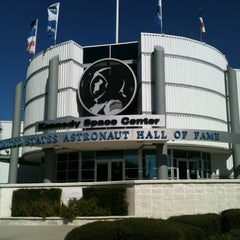 Photo taken at Astronaut Hall Of Fame by Eric C. on 1/22/2012
