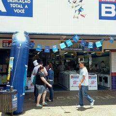 Photo taken at Casas Bahia by Tim M. on 10/28/2011
