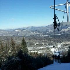 Photo taken at Sunday River Ski Resort by Javier G. on 1/15/2012