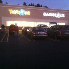 "Photo taken at Toys ""R"" Us by Karey G. on 12/17/2011"