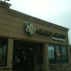 Photo taken at Green Cactus Mexican Grill by Joe C. on 8/14/2011