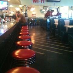 Photo taken at 59 Diner by David S. on 11/1/2011