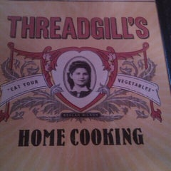 Photo taken at Threadgill's by Shannon B. on 12/28/2011