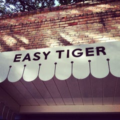 Photo taken at Easy Tiger by Michael L. on 7/21/2012