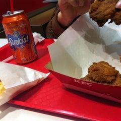 Photo taken at KFC by David S. on 11/1/2011