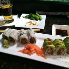 Photo taken at Sushi Love by Will W. on 3/11/2012