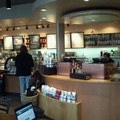 Photo taken at Starbucks by David W. on 3/5/2011