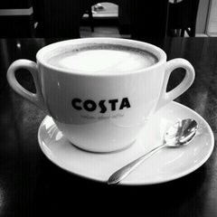 Photo taken at Costa Coffee by David K. on 8/21/2011