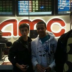 Photo taken at AMC Northlake 14 by Rick C. on 1/1/2012