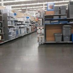 Photo taken at Walmart Supercenter by Autumn M. on 11/19/2011