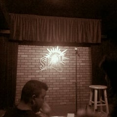 Photo taken at The Comedy Spot Comedy Club by Christine F. on 9/11/2011