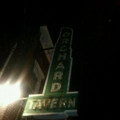 Photo taken at Orchard Tavern by Courtney R. on 8/21/2011