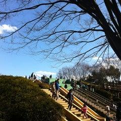Photo taken at 小金井公園健康広場 by Kan T. on 2/19/2012