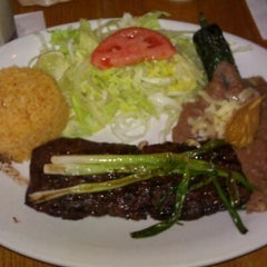 Photo taken at Pancho Pistolas by Cindy C. on 9/19/2011