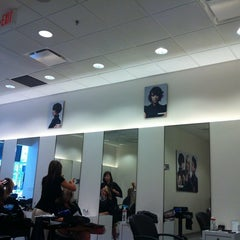 Photo taken at Toni&Guy by Jeff M. on 7/10/2012