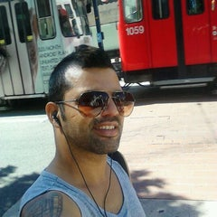 Photo taken at 5th Ave Trolley Station by Francisco M. on 6/26/2012