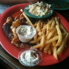 Photo taken at Cooters Restaurant & Bar by Abbey H. on 8/3/2011