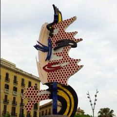 Photo taken at La Cara de Barcelona by Rod P. on 6/4/2012
