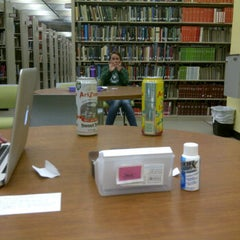 Photo taken at Howard-Tilton Memorial Library - Tulane University by Sam L. on 9/27/2011