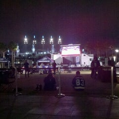 Photo taken at Curtis Hixon Waterfront Park by Paul D. on 12/8/2011