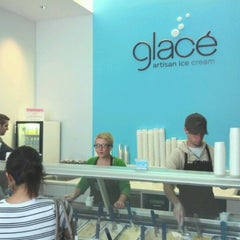 Photo taken at Glacé Artisan Ice Cream by Josh J. on 6/10/2012