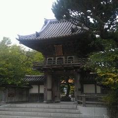 Photo taken at Japanese Tea Garden by Jake S. on 7/2/2012
