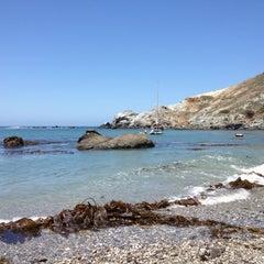 Photo taken at Little Harbor, Santa Catalina Island by Chris K. on 5/27/2012