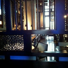 Photo taken at Hakkasan by Sunshine K. on 3/15/2012