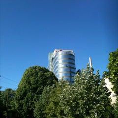 Photo taken at Hrvatski Telekom by Patrick on 4/27/2012