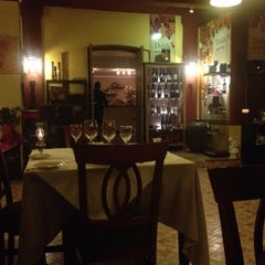 Photo taken at Tehuelche Grill Argentino by Fai T. on 4/19/2012