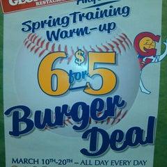 Photo taken at George Webb Restaurants by Jeremy www.seacretdirect.com/jricker R. on 3/10/2012