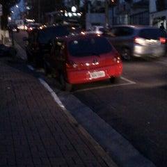 Photo taken at Rua Borges Lagoa by Kleber S. on 9/5/2012