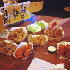 Photo taken at Buffalo Wild Wings by Martin H. on 6/11/2012